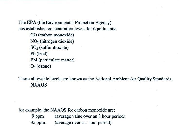 carbon monoxide newspaper article