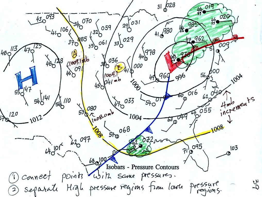 worksheet Weather Fronts Worksheet tue sep 23 notes the weather data plotted on map indicate clearly presence of cold and a warm fronts we learn later about some criteria used to located