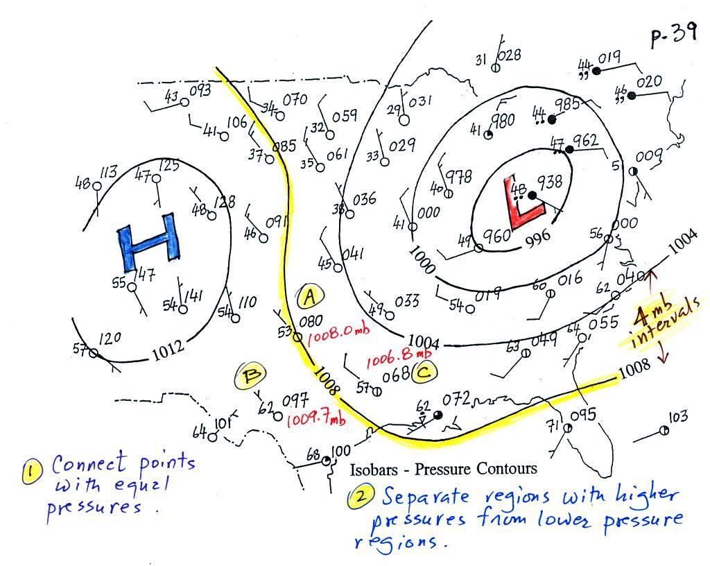 Tue Oct  Notes - Us weather patterns map