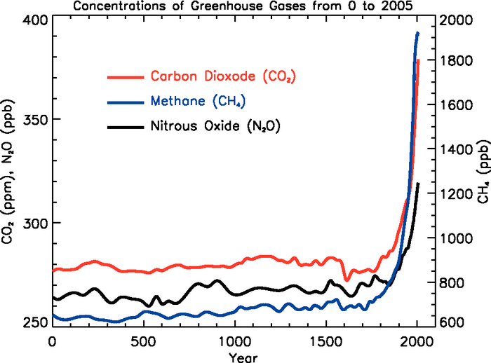 Carbon Dioxide Is Removed From Atmosphere Naturally